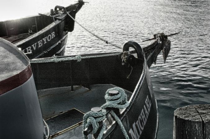 fishing boat bows HDR brighter 0077