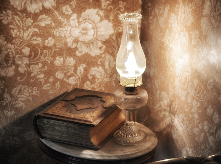 bible-and-oil-lamp-no-wire-6745