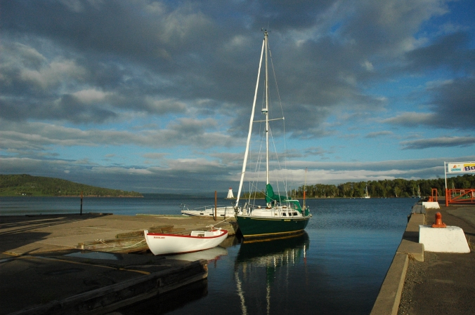 Baddeck Harbour Bras dor copy