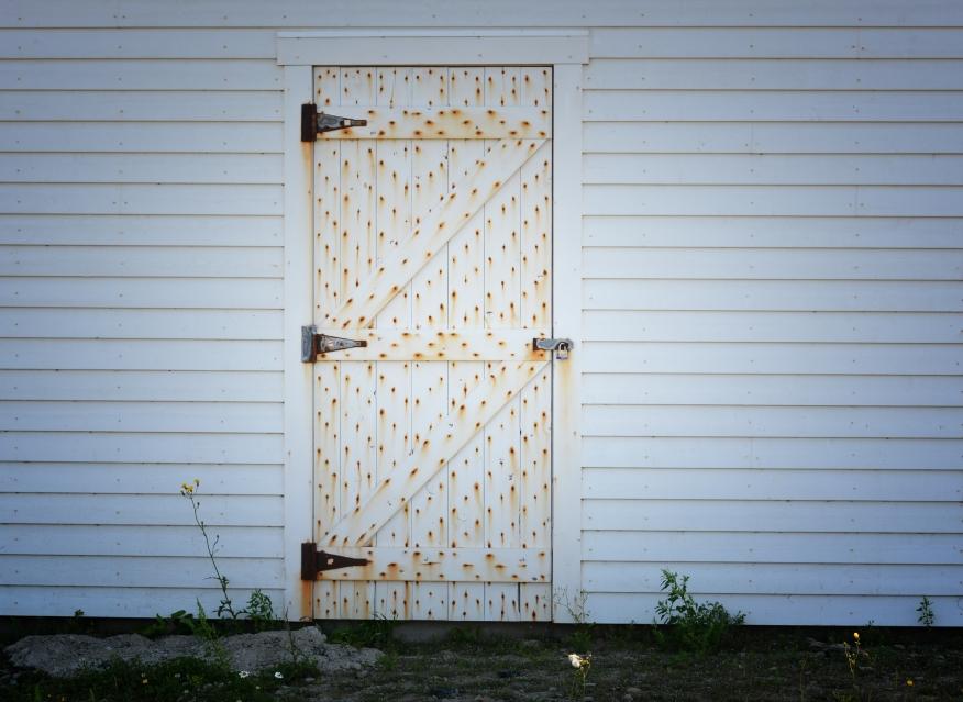 stapled door brighter centre crop 8594